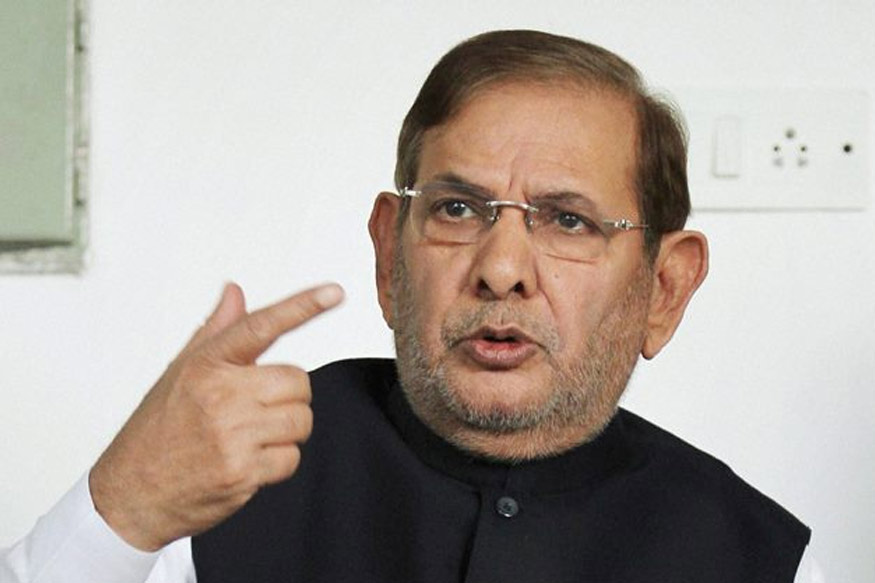 Image result for Sharad Yadav