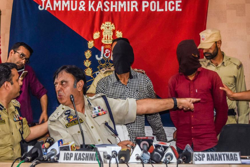 Terrorist LET: Aadil aka sandeep sharma