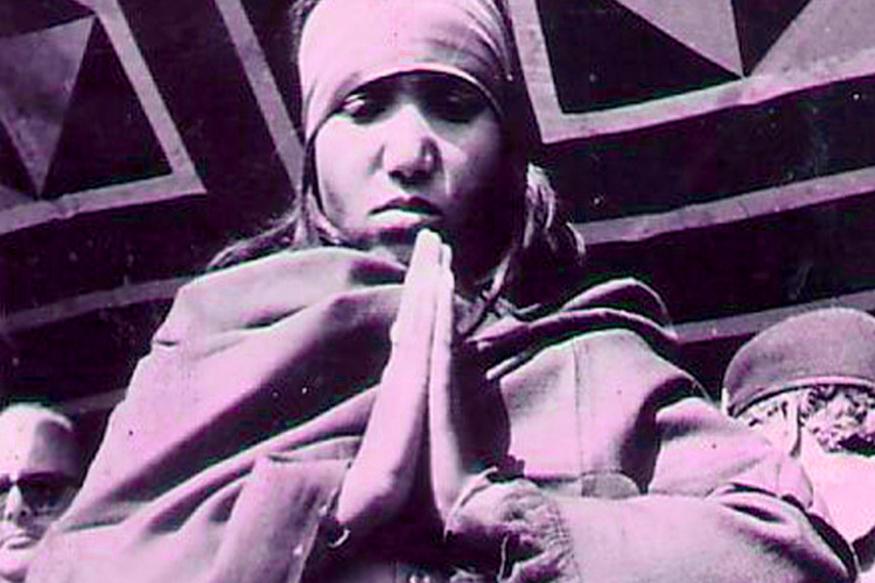 Bandit queen: phoolan Devi
