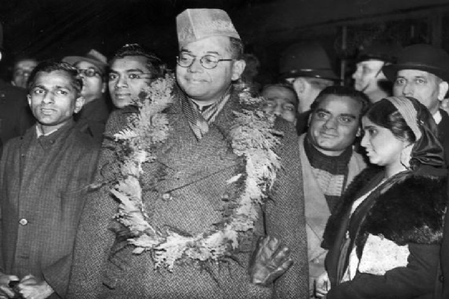 Subhas Chandra Bose was elected as the president of all India youth congress and under the leadership of Chittaranjan Das. Wikimedia Commons