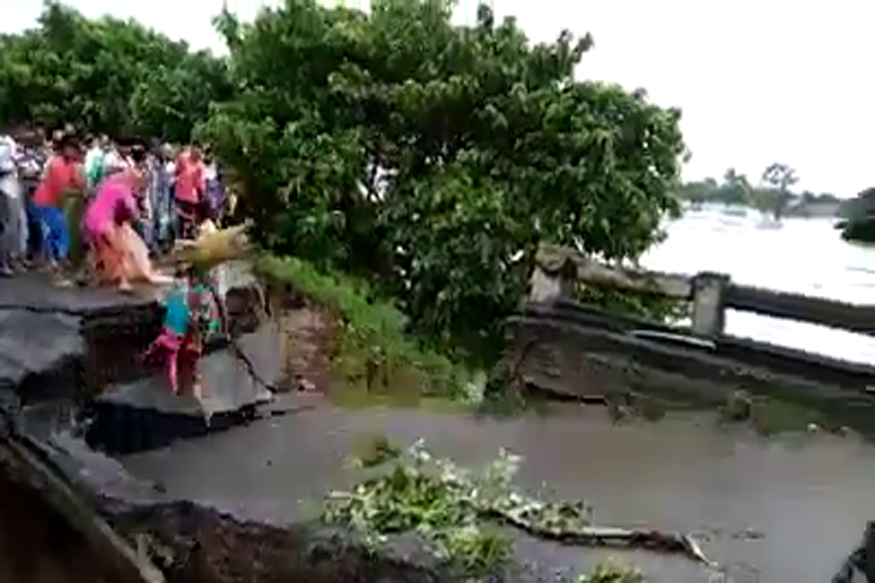 flood-in-bihar, araria news