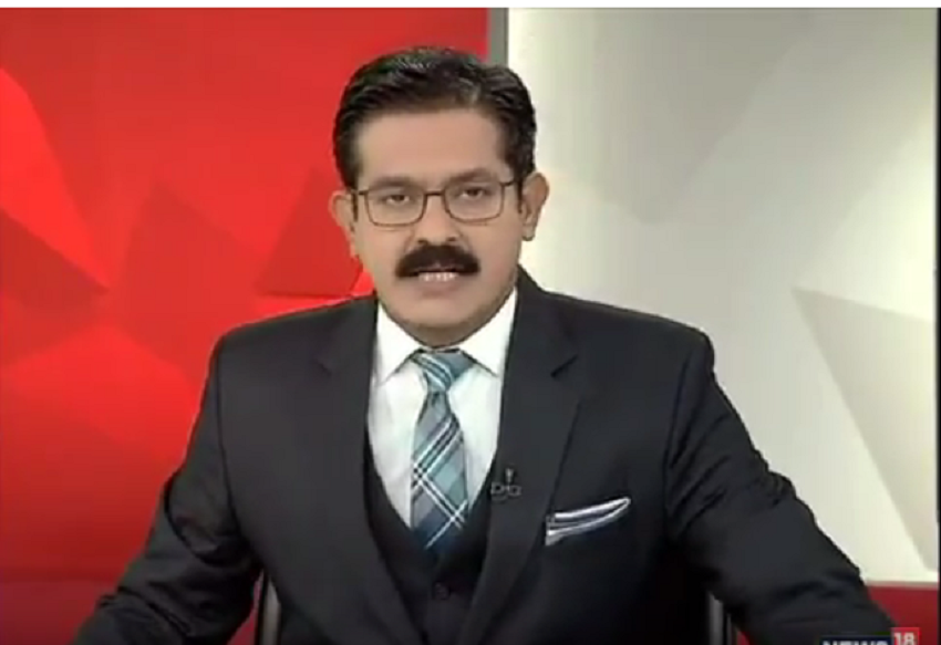"""Image result for sumit awasthi anchor"""""""
