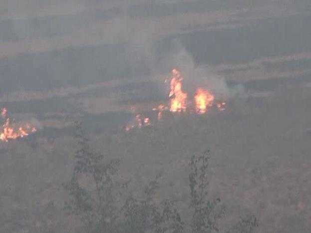 लोगों की आंखों में काफी तेज जलन पैदा हो गई और सड़क पर चल रहे वहां रेंगने लगे. शाम ढलने के साथ ही स्मॉग इतना छा गया कि हालात दम घुटने वाले बन गए. पराली को आग के हवाले करने वाले एक किसान से जब बात की गई तो उसने कहा कि इलाके में उनके अलावा भी बहुत किसान ऐसे हैं जो पराली को आग लगा रहे हैं.