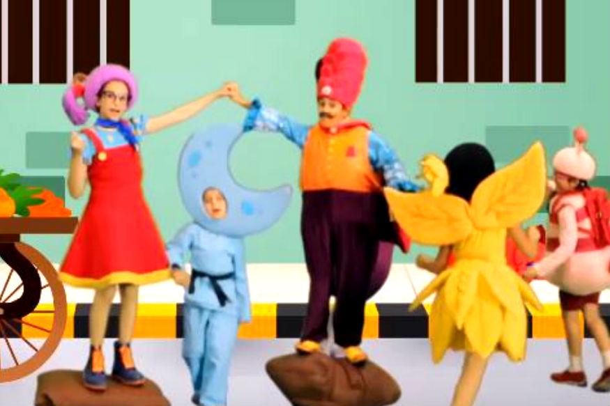 4. पोशमपा भई पोशमपा-दोस्तों के हाथों के पुल के नीचे से गाना गाकर निकलने में जो खुशी थी, उसे अल्फाज़ बयां नहीं कर सकते. ख़ासकर वो आख़िरी लाईन,'अब तो जेल में जाना पड़ेगा, जेल की रोटी खानी पड़ेगी, जेल का पानी पीना पड़ेगा'. एक-दूसरे को बांहों में जकड़ते बचपन की याद आज भी गुदगुदा देती है.