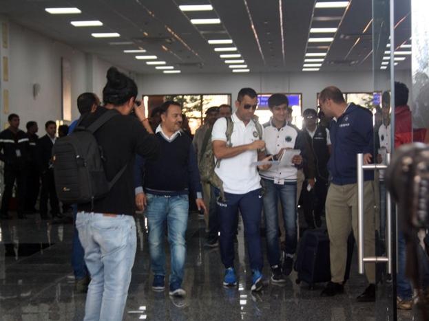भारत-श्रीलंका मैच के लिए जिला प्रशासन की बैठक हुई है. डीसी कांगड़ा की अध्यक्षता में बैठक में हुई है. सुरक्षा व्यवस्था सहित अन्य व्यवस्थाओं को लेकर सभी संबंधित विभागों को निर्देश दिए गए हैं.