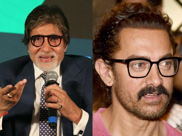 <strong>ठग्स ऑफ हिंदोस्तान:</strong> जब पहली बार अमिताभ बच्चन और आमिर खान एक ही फिल्म का हिस्सा हों, तो फिल्म को लेकर दर्शकों का उत्साहित होना जाहिर है. इन दोनों के अलावा फिल्म में कटरीना कैफ और फातिमा सना शेख़ भी नजर आएंगे. यह फिल्म नवंबर 2018 में रिलीज होगी.