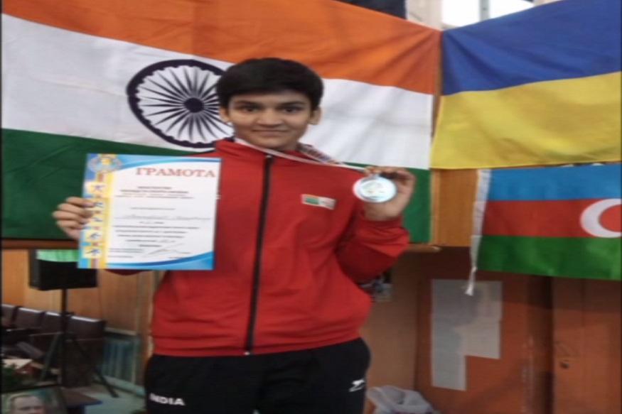 Image result for कोटा की बॉक्सर अरूंधति ने सर्बियां में जीता स्वर्ण पदक