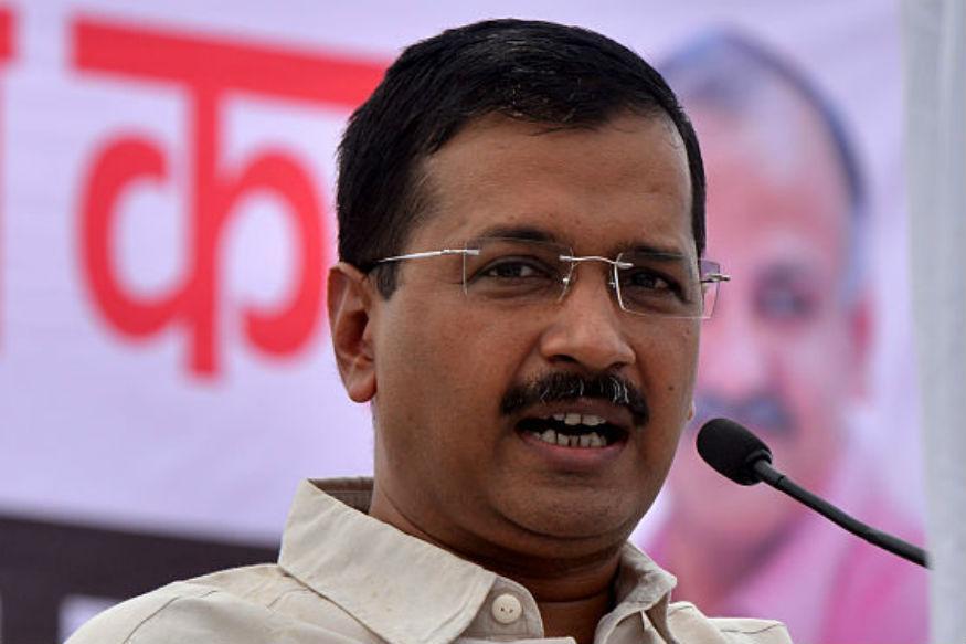 पद्मावत विवाद: केजरीवाल ने BJP सरकार पर साधा निशाना