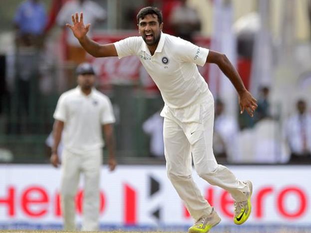अश्विन की शानदार गेंदबाजी के आगे मेज़बान टीम के बल्लेबाज़ टिक नही सके. अश्विन ने मैच में 4 विकेट अपने नाम किए.