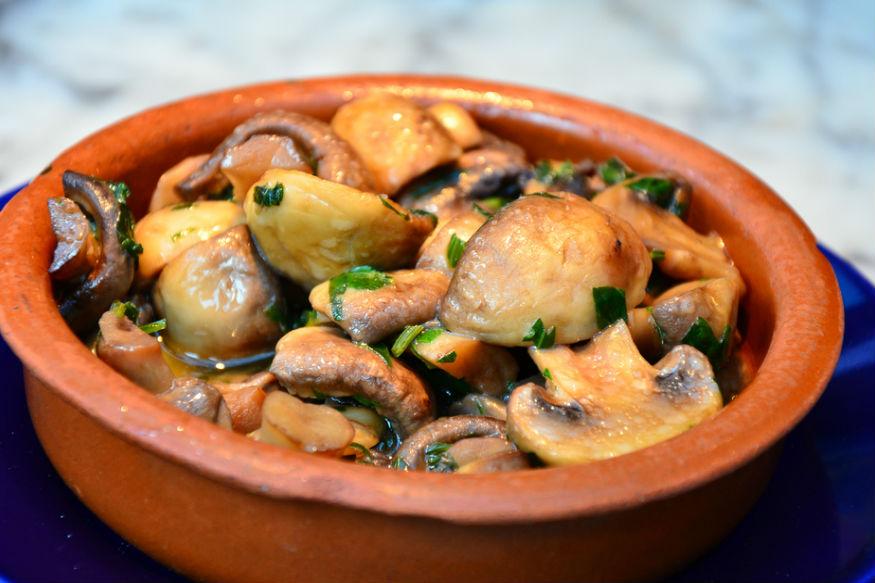 रेसिपी: शाम के नाश्ते में झटपट बनाएं चिली गार्लिक क्रिस्पी मशरूम, प्रोटीन से भी है भरपूर