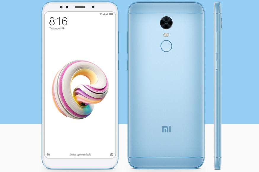 शियोमी ने अपना नया स्मार्टफोन Redmi Note 5 लॉन्च कर दिया है. फीचर्स के मामले में ये फोन बेहद शानदार है. और खास बात तो ये है कि एडवांस फीचर्स होने के बावजूद इसकी कीमत बेहद कम है.