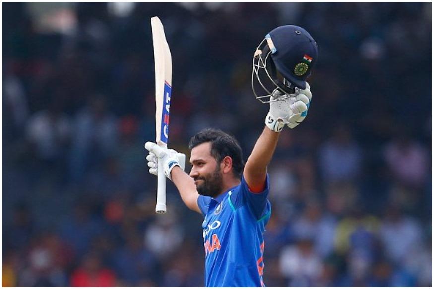 रोहित शर्मा ने अपने शतक से पहले कप्तान विराट कोहली को 36 रन पर रन आउट करा दिया. मजे की बात ये है कि रोहित ने जब भी विराट को रन आउट कराया है उन्होंने 1 शतक, 1 अर्धशतक और दो बार दोहरे शतक जमाए हैं. यही नहीं रोहित शर्मा के दो दोहरे शतक 13 तारीख को ही बने हैं. 13 नवंबर 2014 और 13 दिसंबर 2017 को रोहित शर्मा ने श्रीलंका के खिलाफ दोहरे शतक लगाए थे. दिलचस्प बात ये है कि आज(मंगलवार) भी 13 ही तारीख है. देखते हैं रोहित शर्मा ये कारनामा कर पाते हैं या नहीं.