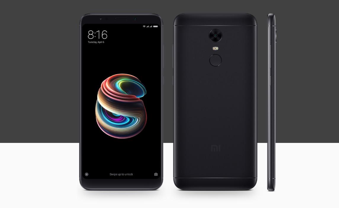 Redmi Note 5 में है 5.99 इंच का फुल HD+ डिस्प्ले दिया गया है. इसकी थिकनेस 8.05mm है. इस स्मार्टफोन में 4,000 mAh की बैटरी दी गई है.