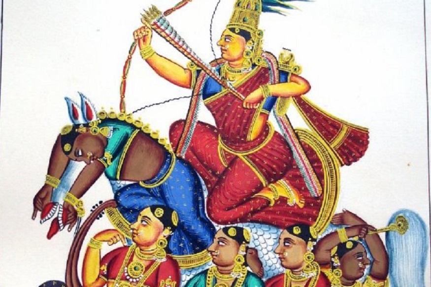 goddess Rati