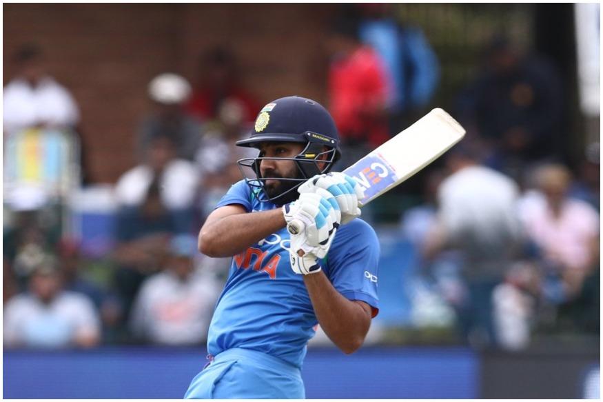 रोहित शर्मा ने पांचवें वनडे में शतक लगाते ही वीरेंद्र सहवाग को पछाड़ दिया. बतौर ओपनर ये रोहित शर्मा का 15वां शतक है और उन्होंने वीरेंद्र सहवाग के 14 शतकों के रिकॉर्ड को तोड़ दिया है. बतौर ओपनर भारत के लिए सबसे ज्यादा 45 शतक सचिन के नाम हैं. इसके बाद पूर्व कप्तान सौरव गांगुली ने बतौर ओपनर 19 शतक लगाए हैं.