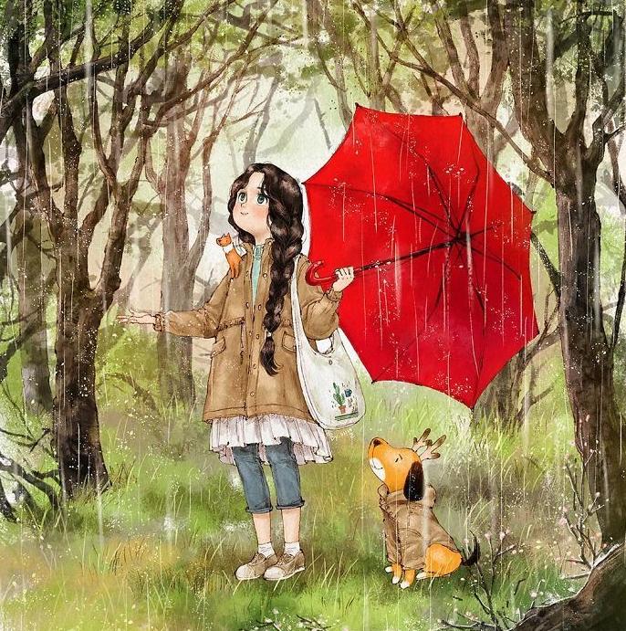 बारिश में भीगने का मज़ा भी अलग होता है. अगर आपने ऐसा किया है तो आप इस अहसास से रू-ब-रू हो चुके हैं.