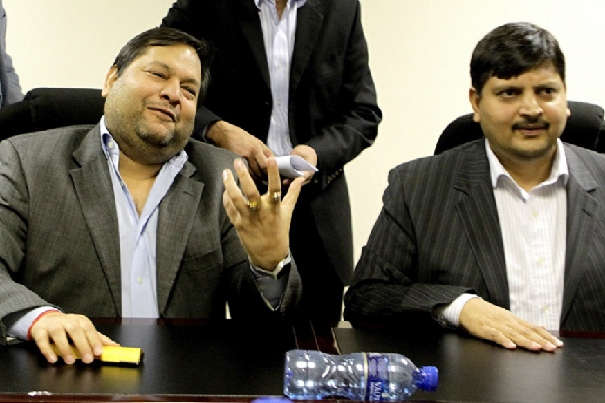 gupta brothers, south africa