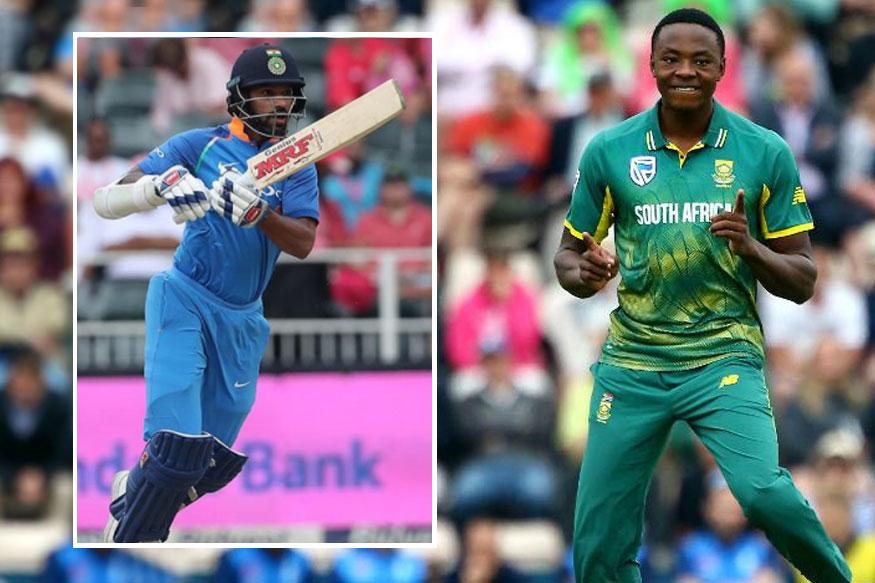 साउथ अफ्रीका के तेज़ गेंदबाज़ कागिसो रबाडा पर उनकी मैच फीस का 15 प्रतिशत जुर्माना लगाया गया और उनके खाते में एक डिमैरिट अंक भी जुड़ गया. ऐसा पोर्ट एलिज़ाबेथ में पांचवें वनडे में भारतीय सलामी बल्लेबाज़ शिखर धवन के आउट होने के बाद उनके इस खिलाड़ी पर आक्रामक भावभंगिमा करने के लिए किया गया.