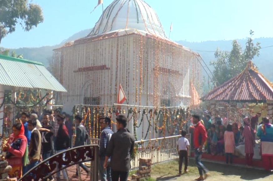 srinagar shiva temple