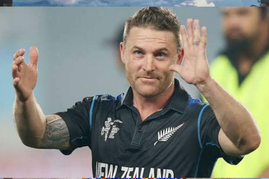 अपने विस्फोटक बल्लेबाज़ी के कारण हर किसी के दिल पर राज करने वाले न्यूजीलैंड के ब्रेंडेन मैक्कुलम भी अपने टैटू के कारण जाने जाते हैं. उनके दाएं हाथ पर नंबर के रूप में एक टैटू बना हुआ है.