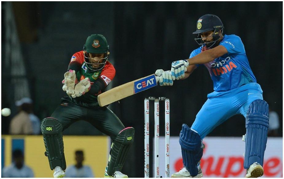बांग्लादेश के खिलाफ सुरेश रैना के साथ रोहित शर्मा ने दूसरे विकेट के लिए 102 रनों की साझेदारी की. टीम इंडिया ने टी20 इतिहास में दूसरे विकेट के लिए चार बार शतकीय साझेदारियां की हैं और हर बार इसमें रोहित शर्मा का हाथ रहा है.