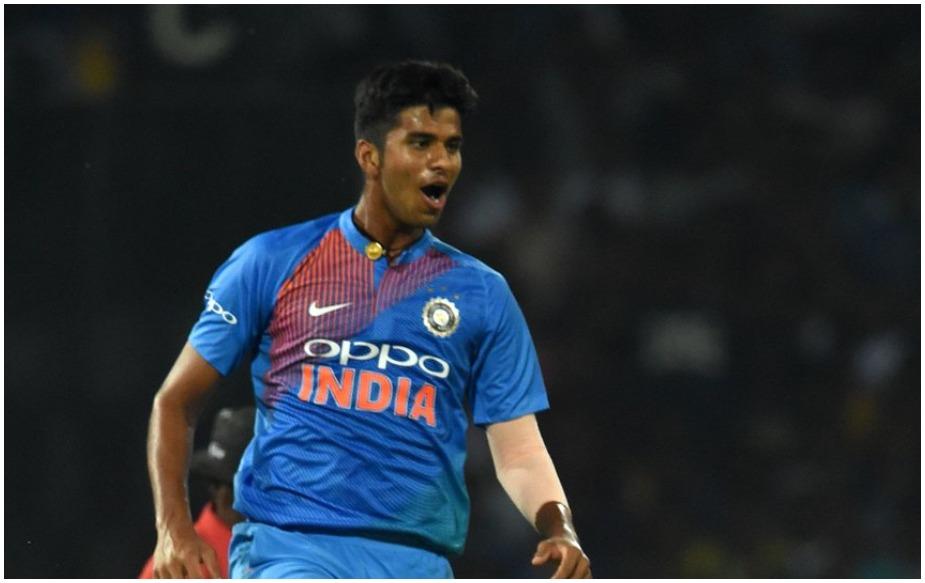 वॉशिंगटन सुंदर ने बांग्लादेश के खिलाफ 3 विकेट झटके. ये उनके टी20 करियर का बेस्ट प्रदर्शन है. एक मैच में 3 विकेट लेने वाले वो भारत के सबसे युवा खिलाड़ी भी बन गए हैं. वॉशिंगटन सुंदर की उम्र महज 18 साल 160 दिन है.