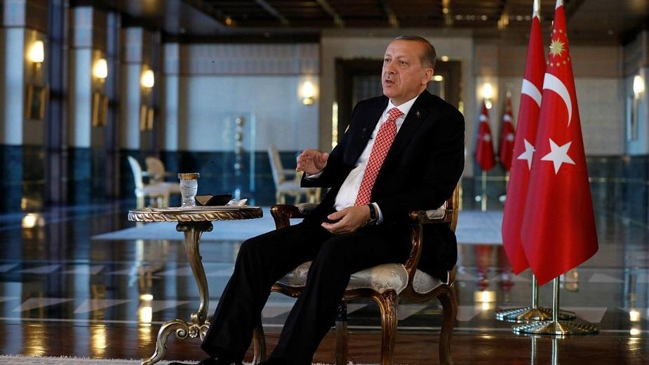 तुर्की के राष्ट्रपति रीसेप तयिप एड्रोगैन का सालाना वेतन 2.04360 लाख डॉलर है
