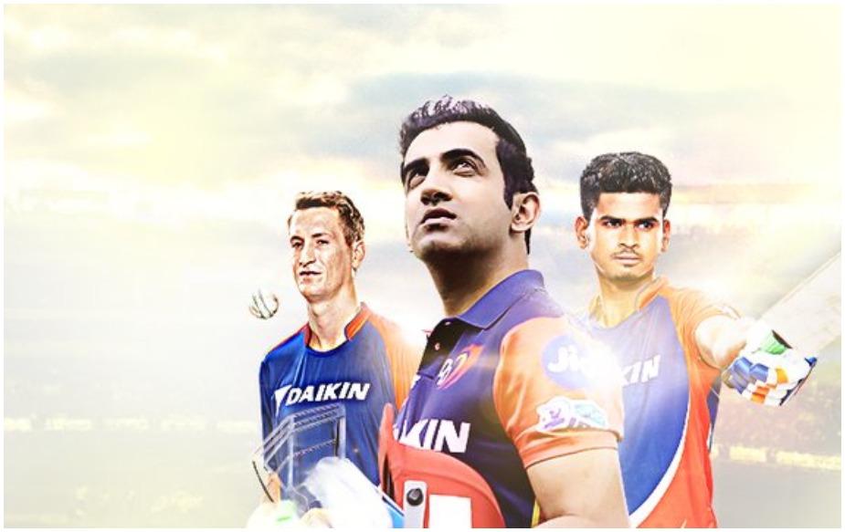 दिल्ली डेयरडेविल्स ने इस बार 25 खिलाड़ियों का खरीदा है जिसमें आठ विदेशी और 17 भारतीय शामिल हैं.नेपाल के 18 वर्षीय स्पिनर लामिचाने सबसे युवा खिलाड़ी हैं. गौतम गंभीर (कप्तान),रिषभ पंत, क्रिस मौरिस, ग्लेन मैक्सवेल, कागिसो रबाडा, अमित मिश्रा, शहबाज नदीम, विजय शंकर, राहुल तेवतिया, मोहम्मद शमी, गौतम गंभीर, ट्रेंट बोल्ट, कोलिन मुनरो, डेनियल क्रिस्टियन, जेसन रॉय, नमन ओझा, पृथ्वी शॉ, गुरकीरत सिंह, अवेश खान, अभिषेक शर्मा, जयंत यादव, हर्षल पटेल, मनजोत कालरा, संदीप लामिचाने और सयन घोष.