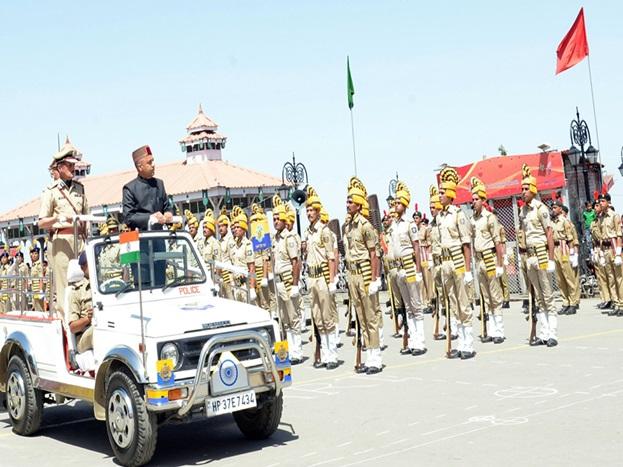 15 अप्रैल को प्रदेशभर में 71वां हिमाचल दिवस पारम्परिक ढंग व उत्साह के साथ मनाया गया. इस दौरान राज्य, जिला तथा उपमंडल स्तर पर राष्ट्रीय ध्वज फहराया गया और पुलिस, होमगार्ड, एनसीसी, एनएसएस तथा स्काउट एवं गाईड की टुकड़ियों ने भव्य मार्चपास्ट पेश किया. रंगारंग सांस्कृतिक कार्यक्रम व प्रदर्शनियां भी लगाई गई.