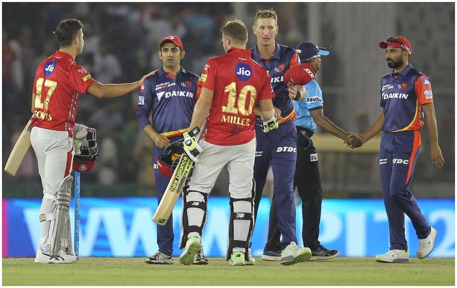 अब तक आईपीएल में दोनों टीमों की 21 बार भिड़ंत हुई है, जिसमें से 12 बार किंग्स इलेवन पंजाब और 9 बाद दिल्ली ने जीत हासिल की है.