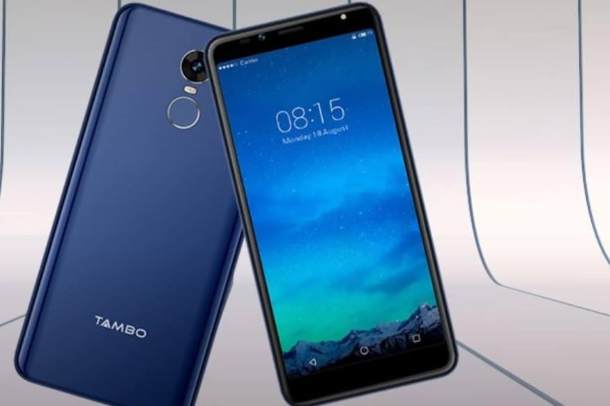 Image result for टैंबो स्मार्टफोन