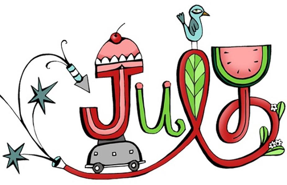 जुलाई: रोम के राजा जूलियस सीजर की कहानी लगभग सभी ने स्कूल में पढ़ी होगी. 44 ई.पू में जूलियस सीजर के नाम पर इस महीने का नाम जुलाई रखा गया. उससे पहले इस महीने को 'क्विन्टिलिस' कहा जाता था, जिसका मतलब है, 'पांचवा'.
