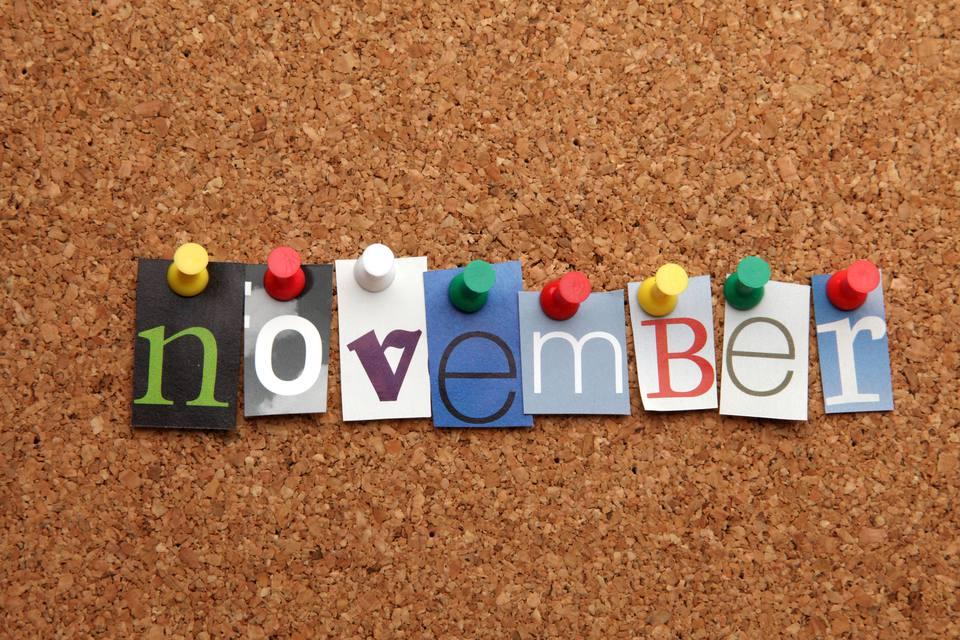 नवंबर: नोव यानी नौवां. बस, इसी आधार पर नौवां महीना कहलाया 'नवंबर'.