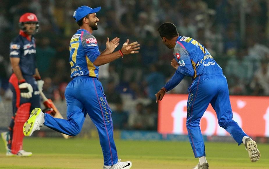 आईपीएल के इस सीजन में पहली बार है, जब कोई टीम लक्ष्य का पीछा कर जीत हासिल नहीं कर सकी हो.