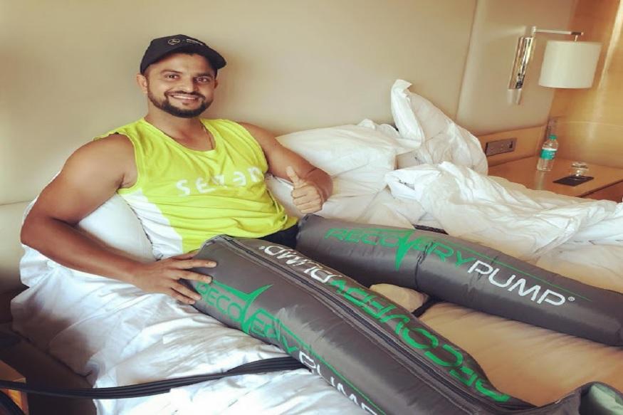 चेन्नई सुपर किंग्स के स्टार प्लेयर सुरेश रैना के लिए मंगलवार का दिन अनलकी साबित हुआ. चोट की वजह से आईपीएल के दो मैचों से बाहर रैना के दो रिकॉर्ड एक मैच में टूट गए. पहला रिकॉर्ड रोहित शर्मा ने सर्वाधिक छक्कों का रिकॉर्ड तोड़ा और फिर विराट कोहली ने एक अन्य रिकॉर्ड पर अपने नाम की मुहर लगा दी.