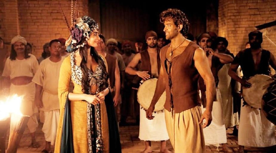 मोहेनजो दाड़ो (2016)-आशुतोष गोवारिकर के डायरेक्शन में बनी ऋतिक रौशन की ये फिल्म 115 करोड़ के बजट से बनी थी. फिल्म ने बॉक्स पर 108 करोड़ रुपए कमाए थे.