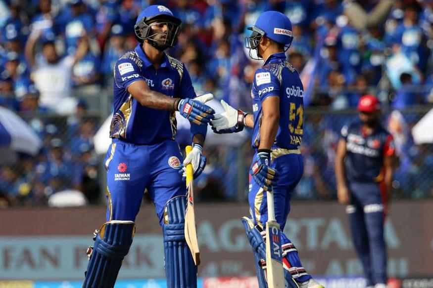 मुंबई इंडियंस के बल्लेबाज सूर्यकुमार यादव के पास इस मैच में आईपीएल में एक हजार रन पूरा करने का मौका है.