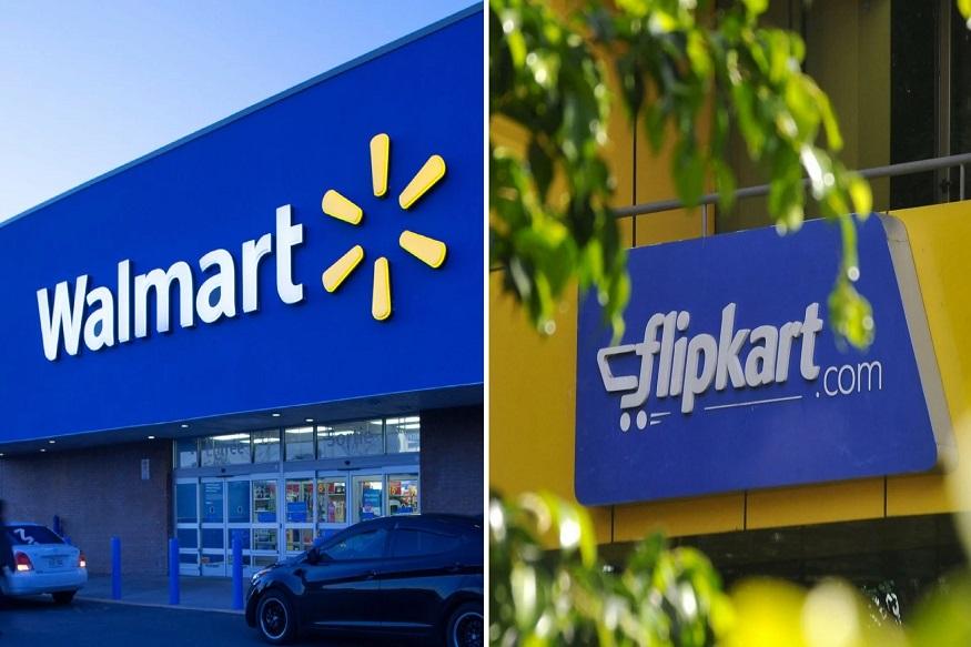 फ्लिपकार्ट (Flipkart) के बोर्ड ने वालमार्ट (Walmart) के साथ 15 अरब डॉलर (करीब एक लाख करोड़ रुपए) के डील को अपनी मंजूरी दे दी है. इस तरह वालमार्ट के नेतृत्व वाले समूह को फ्लिपकार्ट में 75 फीसदी हिस्सेदारी मिल जाएगी. प्रस्तावित डील के तहत सॉफ्टबैंक ग्रुप कॉर्प फि्पलकार्ट की अपनी पूरी 20 फीसदी हिस्सेदारी बेचने पर भी सहमत हो गया है. डील के तहत कंपनी का वैल्यूएशन लगभग 20 अरब डॉलर तय किया गया है. हालांकि इस मामले में अभी तक औपचारिक तौर पर किसी भी जानकारी का खुलासा नहीं किया गया है. न्यूज एजेंसी रॉयटर्स ने यह जानकारी दी है.
