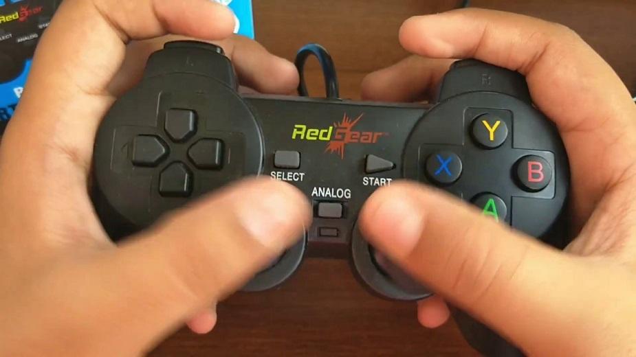 Redgear Smartline Wired Gamepad-रेडगियर के गेमपैड 19 फीसदी के डिस्काउंट के साथ अमेजन पर 324 रुपये में मिल रहे हैं.