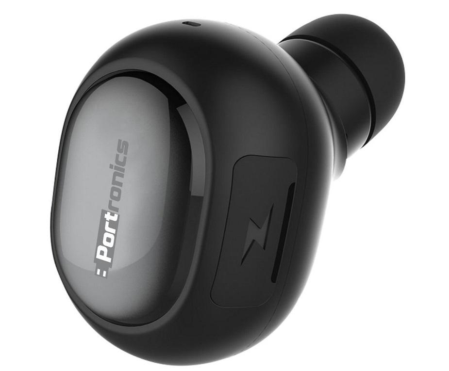 Portronics Q26 Bluetooth headset- यह वायरलेस ब्लूटूथ इन-ईयर हेडफोन 939 रुपये में मिल रहे हैं. सेल में इन पर 22 फीसदी का डिस्काउंट दिया जा रहा है.