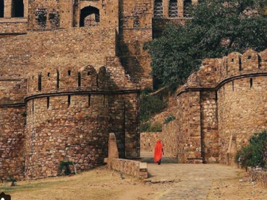 भानगढ़ का किला. कितना वैभवशाली है न?
