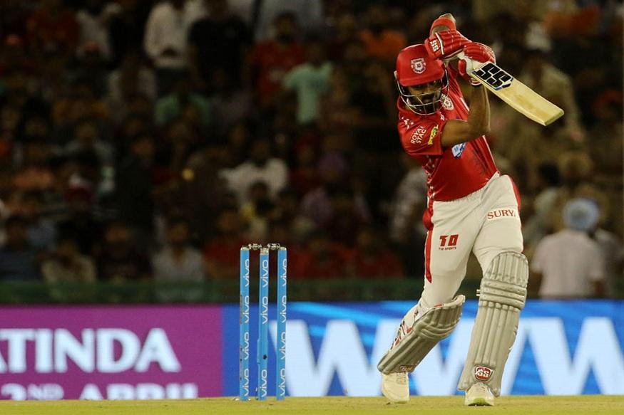 टॉस हारने के बाद पहले बल्लेबाजी करते हुए किंग्स इलेवन पंजाब ने छह विकेट पर 174 रन बनाए.