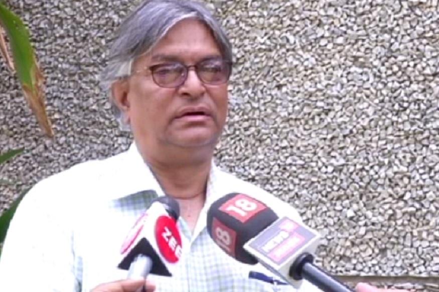 Professor Talat Ahmed, VC jamia