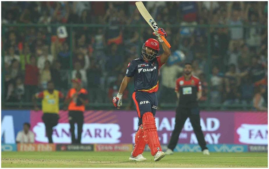 दिल्ली के इस युवा बल्लेबाज़ ने इस सीजन में 28, 47, 43, 85, 04, 04, 00, 79, 69,, 18, 128 नाबाद, 61 और 38 रनों की पारियां खेली हैं.