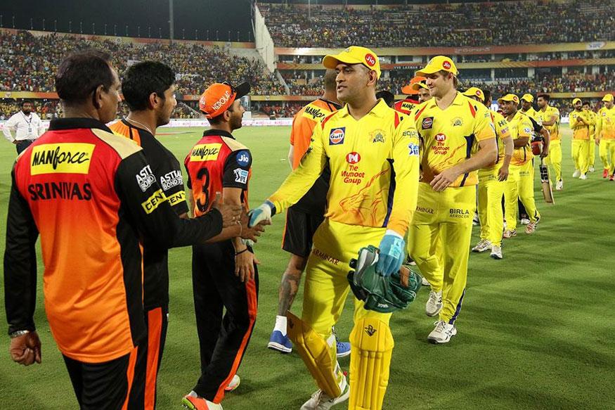 IPL Live Cricket Score, CSK vs SRH लाइव क्रिकेट स्कोर: चेन्नई या हैदराबाद...वर्चस्व की लड़ाई में किसकी होगी जीत?
