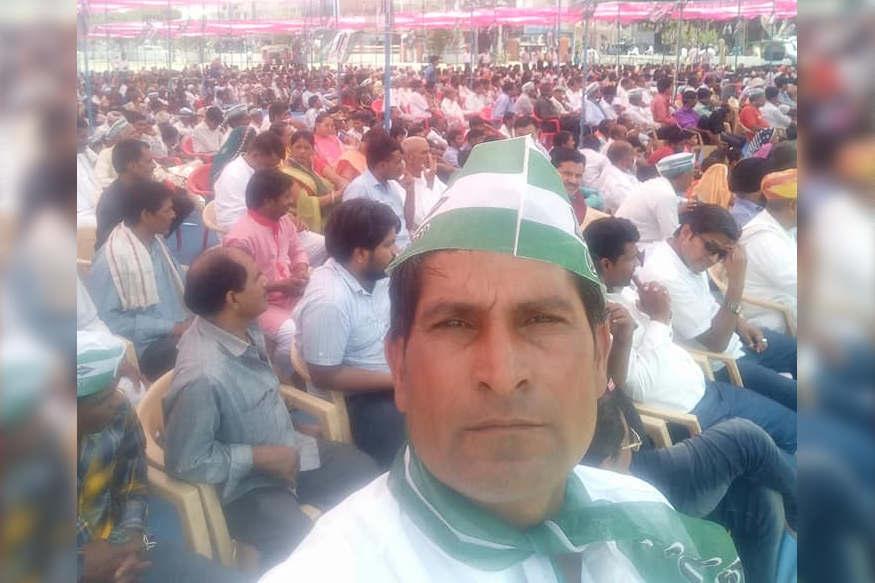 बांसवाड़ा में जदयू के कार्यकर्ता सम्मेलन में बड़ी संख्या में लोग शामिल हुए.