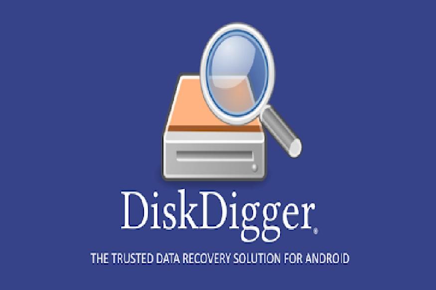 સૌ પ્રથમ તમારા ફોનમાં DiskDigger એપ્લિકેશન ડાઉનલોડ કરો