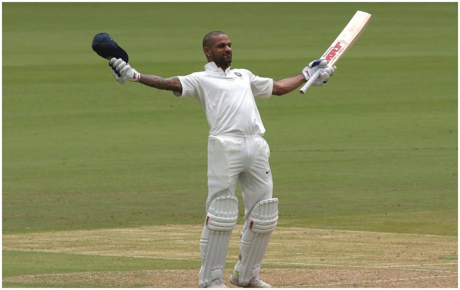 अफगानिस्तान के खिलाफ बैंगलोर में खेले जा रहे इकलौते टेस्ट में शिखर धवन ने इतिहास रच दिया. शिखर धवन ने अफगानिस्तान के गेंदबाजों की बुरी तरह धुनाई करते हुए महज 87 गेंदों में शतक ठोक डाला. धवन ने अपने शतक पूरा करने के लिए 18 चौके और 3 छक्के लगाए. अपने शतक के दौरान शिखर धवन ने कई बड़े रिकॉर्ड तोड़ डाले.