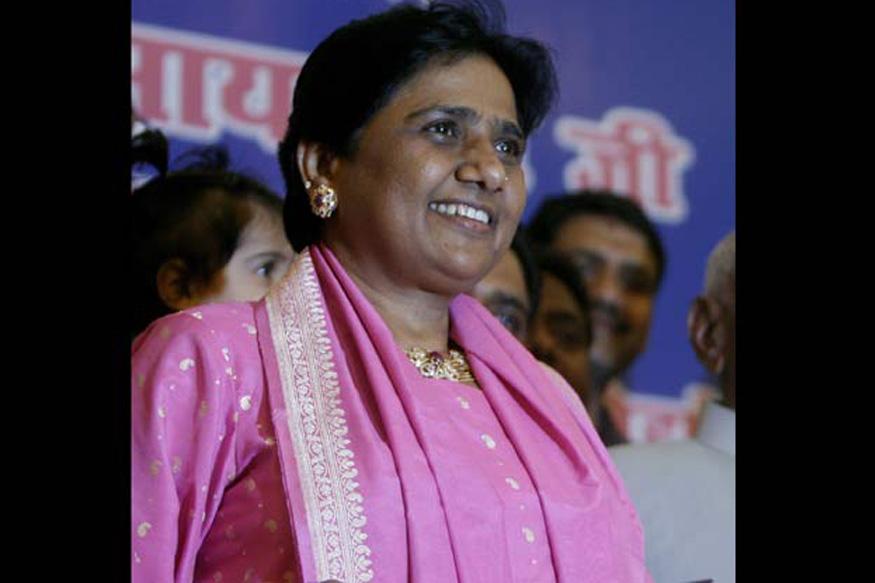 pink, mayawati