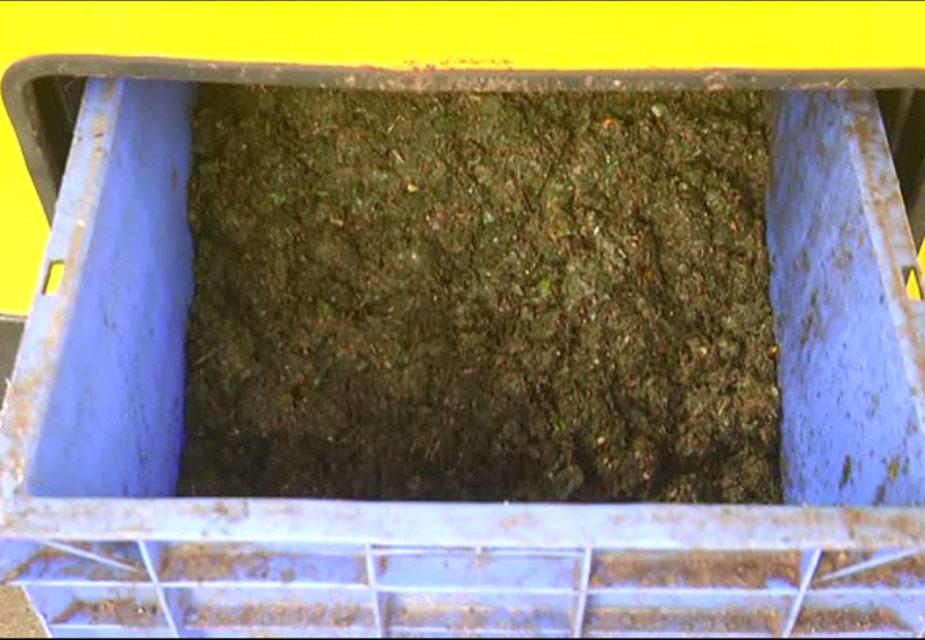 फूल-बेलपत्र से जैविक खाद बनाने की प्रक्रिया कई चरणों में पूरी होती है. सबसे पहले फूल-बेलपत्र को अन्य चढ़ावे से अलग किया जाता है, फिर मशीन में डालकर कंपोस्ट तैयार किया जाता है.बाद सूखाकर बोरे में भरा जाता है.